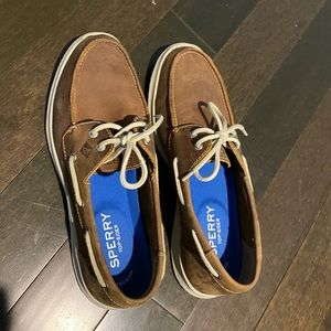 Men's Sperrys 9.5 essentially new!